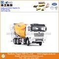 Modelo Em Escala 1:35, Modelo fundido, Modelo de construção, Modelo de Caminhão Do Misturador De Concreto Schwing, réplica