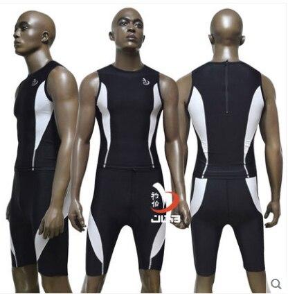 Professional Triathlon Diving Suit Buceo Scuba Diving Mergulho Neoprenanzug Men Wet Suit For Swimming Lycra Surfing