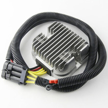 цена на Motorcycle Scooter voltage regulator rectifier for Polaris 4015229 Sportsman 325 ACE 2014 2015 Sportsman 570 ACE 2015 2016