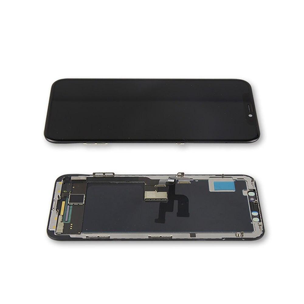 Чехол для мобильного телефона с ЖК дисплеем в сборе samsung J3 2016 сменные детали для ЖК экрана черный Экран планшета Ассамблеи Запчасти для авто - 3