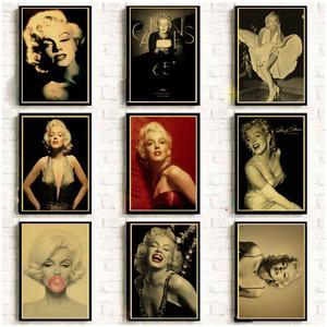 Famous actress Marilyn Monroe