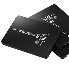 I-Flash Disk 2.5-Inch SSD SATA 6GB/S High-Speed Transmission Smooth Game Operation With Cache 128GB/256GB Portable