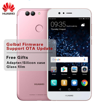 Global ROM Huawei Nova 2 Plus 4GB RAM 128GB ROM 5.5 inch Android 7.0 Smartphone Kirin 659 Octa Core 20.0MP QuickCharge 9V2A P