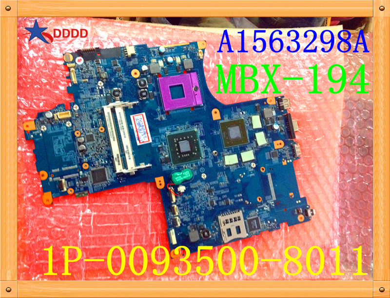 Original A1563297A For SONY VGN AW Laptop Motherboard M781 MBX-194 A1563298A 1P-0093500-8011 fully tested недорго, оригинальная цена