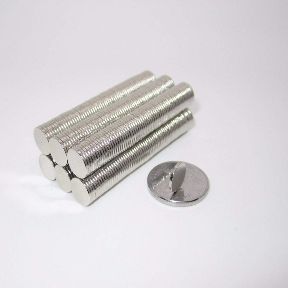 2000pcs Neodymium Dia 8mm X 2mm Strong Magnets Tiny Disc NdFeB Rare Earth For Crafts Models
