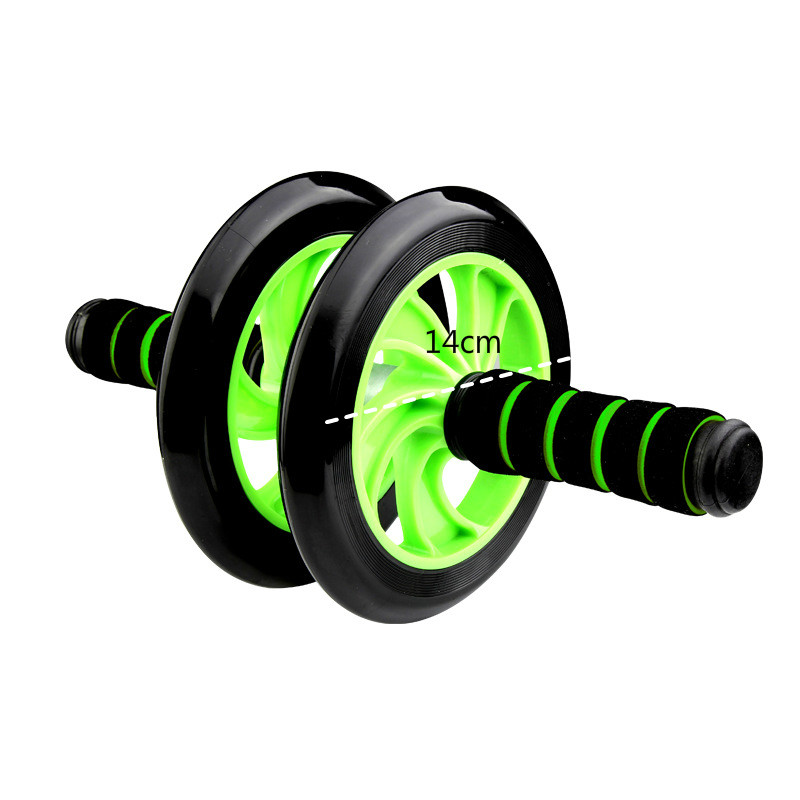 2 series Ab Roller Exercise Wheel for Abdominal Core Strength Training Workout image