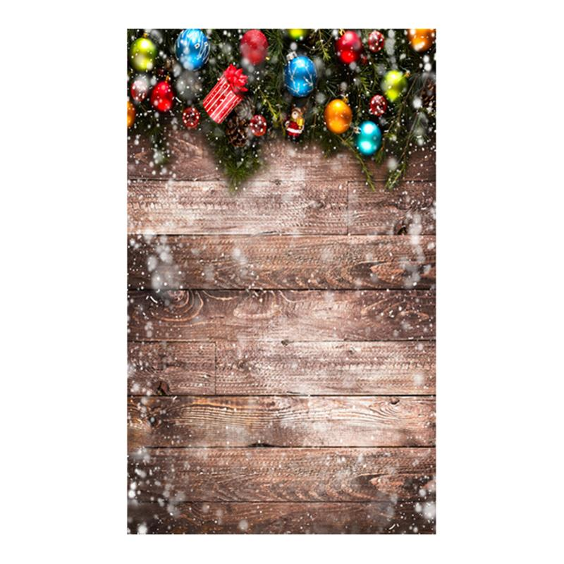 Allloyseed 3x5ft Christmas Balloon Retro Vinyl Studio Photo Backdrop Photography Props background of live streaming 3D effect shengyongbao 300cm 200cm vinyl custom photography backdrops brick wall theme photo studio props photography background brw 12