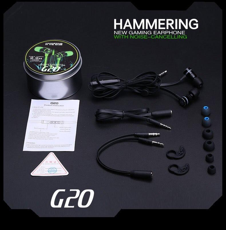 PLEXTONE G20 In-ear Earphone for Phone Computer stereo gaming PLEXTONE G20 In-ear Earphone for Phone Computer stereo gaming HTB1y9kVQpXXXXcaaXXXq6xXFXXXv