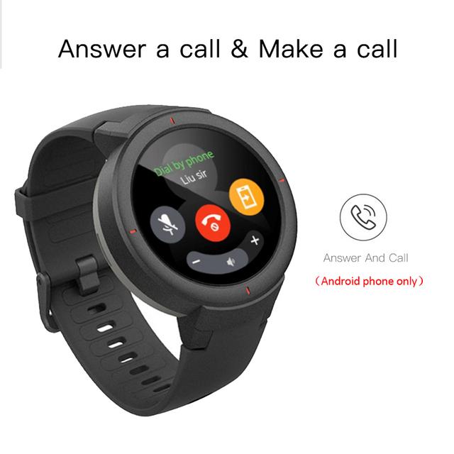 Montre Intelligente avec Écran Tactile