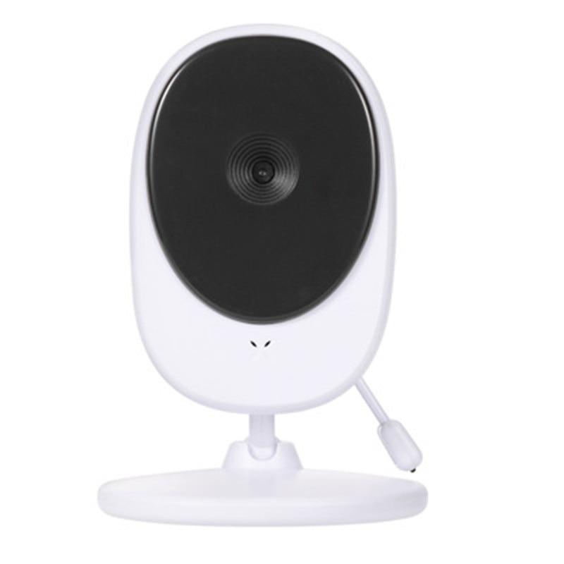 câmera monitoramento temperatura bebê walkie talkie