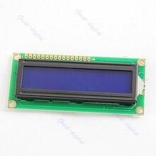 Lcm 1602 16×2 HD44780 контроллер синий Blacklight характер ЖК-дисплей модуль Дисплей