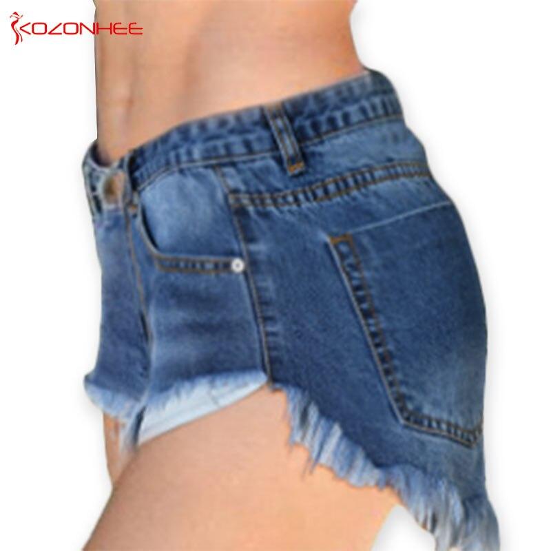 Loose Women Whitewash Denim Shorts High waist Tassel Denim Shorts Female Summer Jeans Short #00