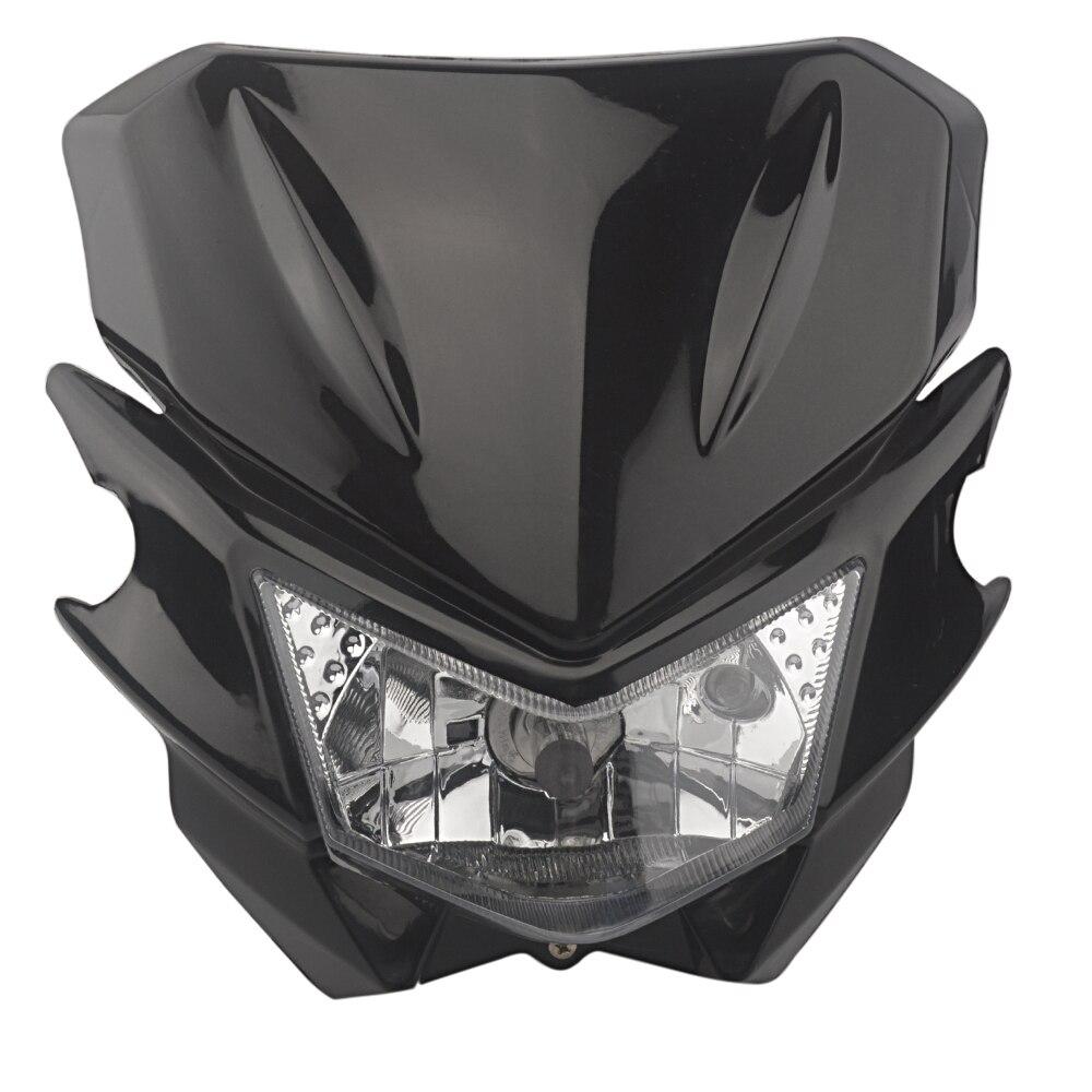 6000K LED Headlight Head Lamp For SX SXF EXC XC Dirt Bike