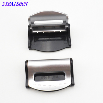 Car Seat Belt Clip Safety Belt Clips Buckle Stopper Auto Vehicles Universal for Volkswagen Skoda Citroen image
