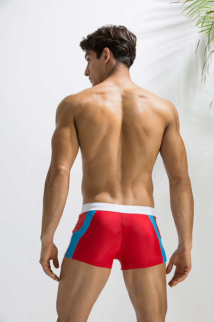 Topdudes.com - Men's Quick Dry Trunks Sexy Summer Beach Wear