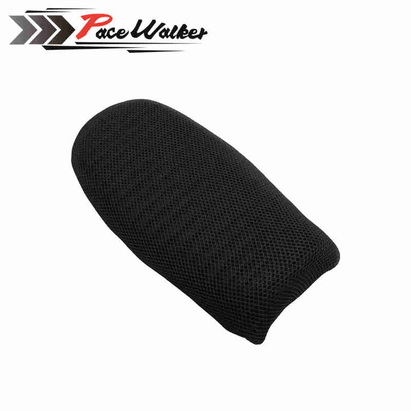 FREE SHIPPING New Breathable Summer Cool 3D Mesh Motorcycle Moped Motorbike Scooter <font><b>Seat</b></font> Covers Cushion Anti-Slip Waterproof