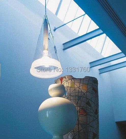 modern glass light Fucsia pendant lamp suspension lighting chandelier free shipping small medium large size white normann norm06 suspension modern pendant lamp 1 light design by simon karkov free shipping