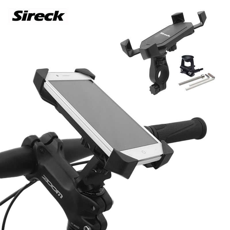 "Sireck Bike Phone Holder For 3.5""-7\"" Mobile Phone 2017 MTB Bicycle Top Front Phone Stand Support Bag Cycling Bag <font><b>Accessories</b></font>"