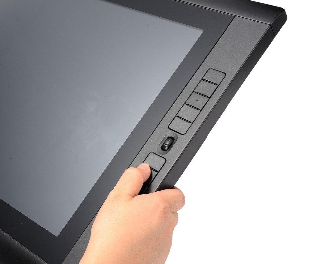 Image 4 - BOSTO Artista KINGTEE 22HDX, графика Tablet рисовать с батареей бесплатная рисунок пером перчатки 20 штук express Ключ и регулируемая подставка-in Цифровой планшеты from Компьютер и офис on AliExpress - 11.11_Double 11_Singles' Day