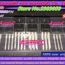 Aoweziic JCS20N60FH 20N60 TO-220F полевой транзистор 600 в 20A