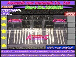 Image 1 - Aoweziic 100% nieuwe originele JCS20N60FH 20N60 TO 220F Veld effect transistor 600 V 20A