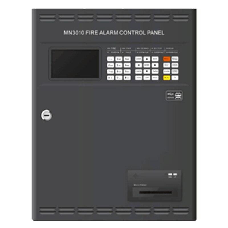 Адресная пожарная сигнализация панель управления интеллектуальные facp только петля для 100 адресуемых