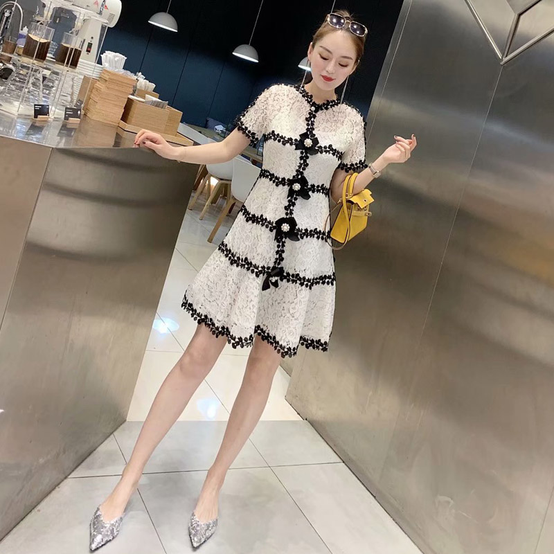 Mini Dress High Quality 2019 Summer New Women S Fashion Work Party Sexy Sexy Elegant Chic