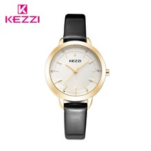 5 color 2016 luxury fashion brand woman watches High quality leather ladies dress wristwatches montre femme