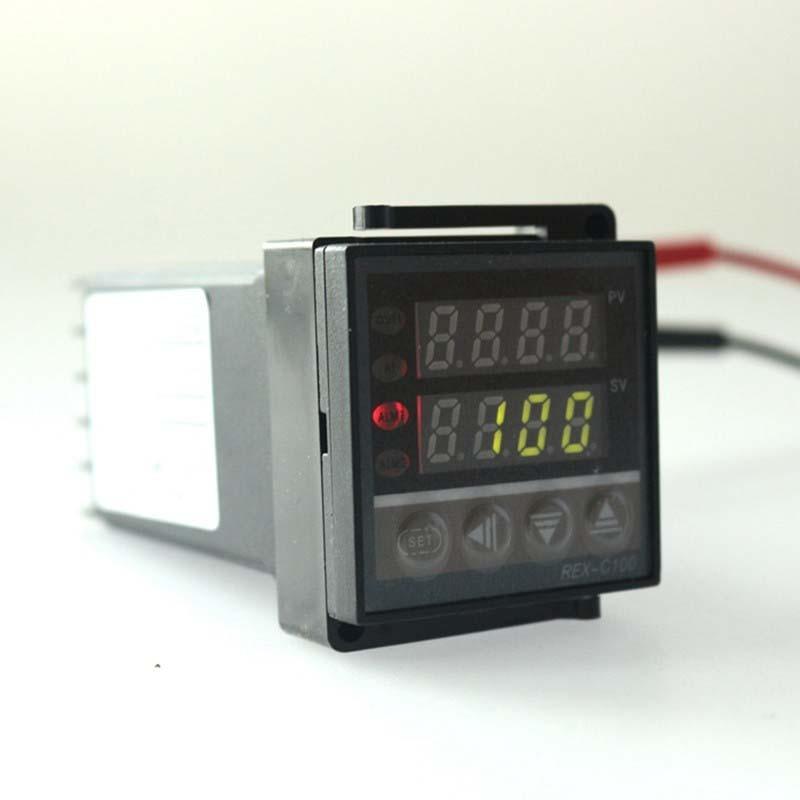 Ketotek dvigubas skaitmeninis PID temperatūros valdiklio termostatas - Matavimo prietaisai - Nuotrauka 3