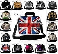 Laptop Shoulder Bag Case Cover + Pocket Handle For 9.7 10.1 11.6 12 13 13.3 14/15/15.4/15.617 17.3 inch Laptop PC