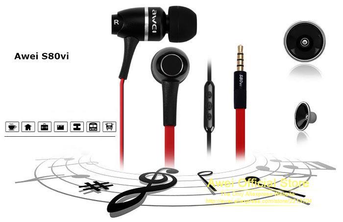 AWEI ES-80VI Metal Earphones AWEI ES-80VI Metal Earphones HTB1y9srnqmWQ1JjSZPhq6xCJFXad