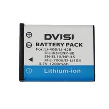סיטונאי Li 42B Li42B Li 40B מצלמה החלפת סוללה עבור OLYMPUS U700 U710 FE230 FE340 FE290 FE360 U1040 X915 VR330 FE5000