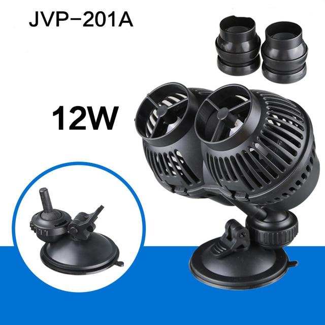 12w 6000l h sunsun jvp 201 wave maker powerhead fish tank vibration