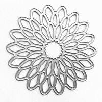 New 3 pcs New Sunflower Metal Cutting Dies Stencils for DIY Scrapbooking Card Album Photo Art Painting Embossing Craft T10