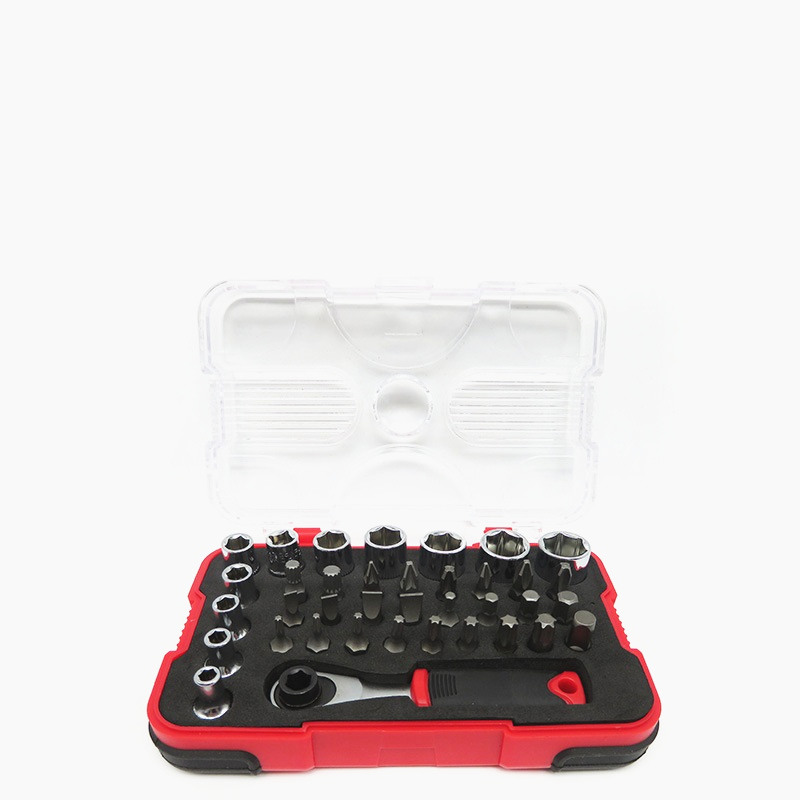 37pcs Multi Function Screwdriver Star Type Plum Blossom Shaped Mouth Inside Hexagon Head Rice Zi Cross One Word U Special