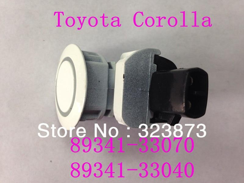 PDC SENSOR ավտոկանգառի ցուցիչներ Toyota Corolla - Ավտոմեքենաների էլեկտրոնիկա - Լուսանկար 2