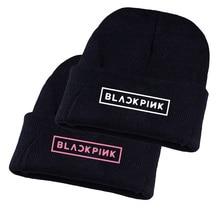 098c65e26f28aa Mainlead KPOP BLACKPINK Beanie Hat Unisex JISOO Knit Cap SKI Winter JENNIE  ARMY 2019(China