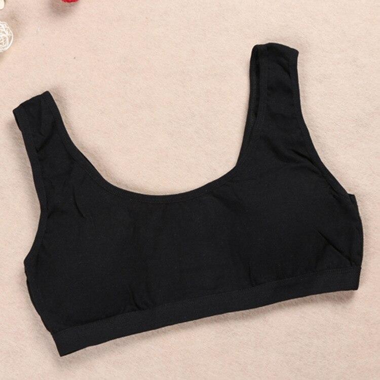 Baumwolle Junge Mädchen Bh Für Jugendliche Kinder Unterwäsche Teenager Mädchen Trainings Bh Kind Feste Bh Kinder Mädchen Unterwäsche Kleidung