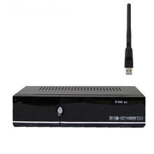 5pc Cheap STB S1000 MX HD Satellite Receive s1000mx With DVB-S2 Support CCcam NEWcam MGcam Biss Key system 1080P Full HD