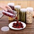 Пластиковая герметичная коробка для хранения еды  кухонная коробка для хранения продуктов  холодильник для сохранения зерна  сахарные орех...