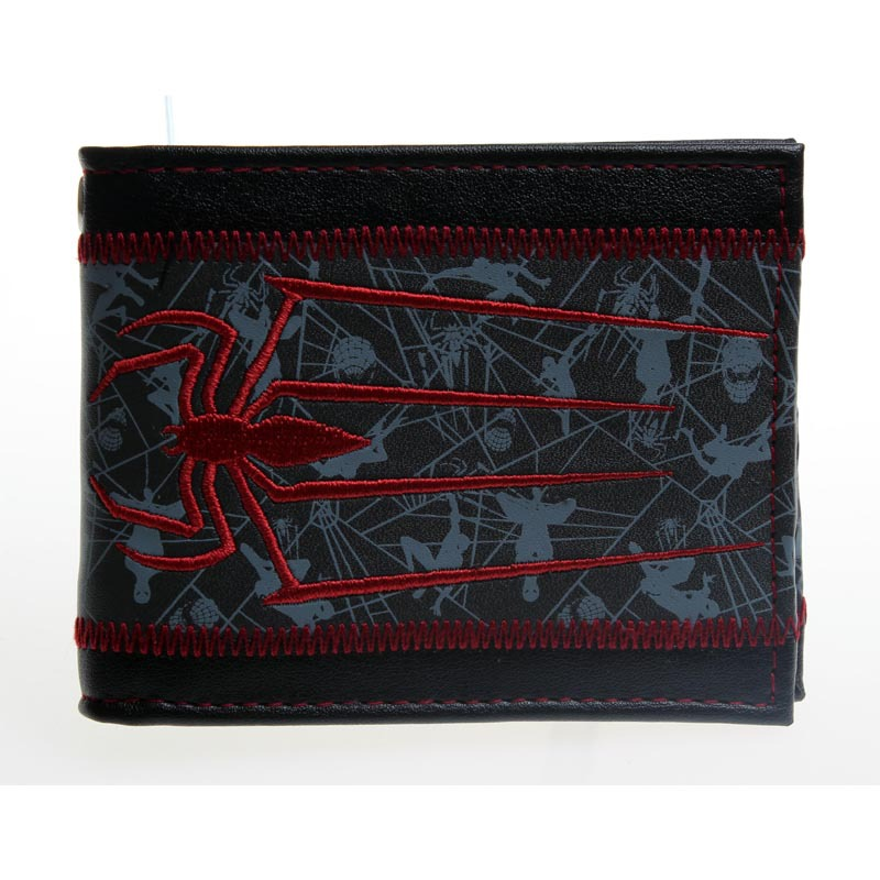 spider-man wallet Young men and women students personality brief paragraph fashion purse  DFT-1371 пластилин spider man 10 цветов