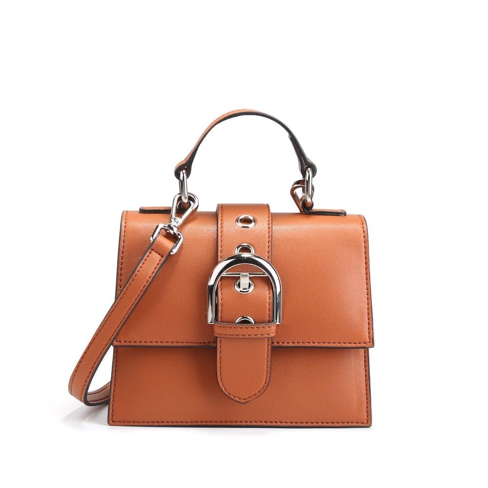 En 2018 Petit Blackbag Sacs Pour Main Mini D'épaule À Les Bandoulière Luxe Femmes Haute Qualité brownbag Messager Mode De Sac Simple Cuir 8fw68rRS