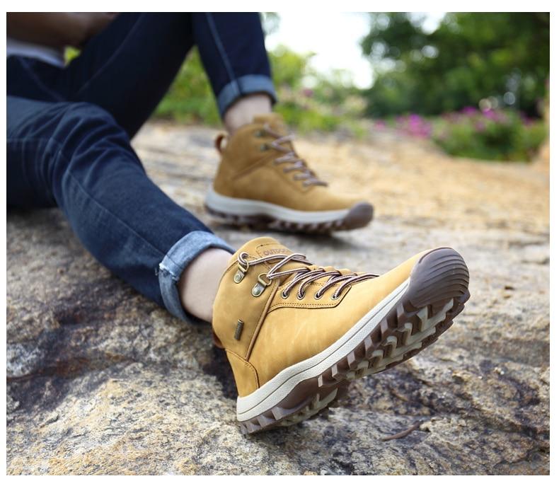 احذية رجالية لفصل الشتاء حجم 39-46 18