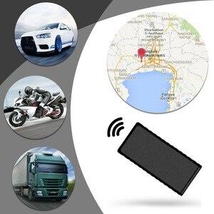 Image 2 - Auto micro mini gps tracker carro localizador trilha da motocicleta gsm gprs sms dispositivo de rastreamento para veículo bicicleta anti roubo localização