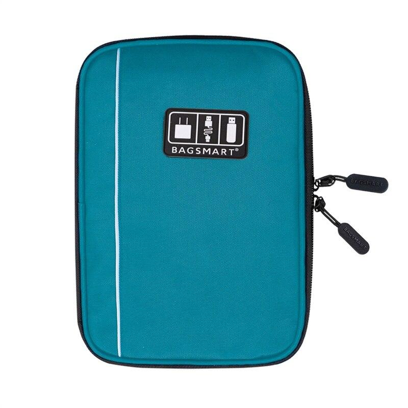 usb travelcase organizar bolsa Composição : Nylon
