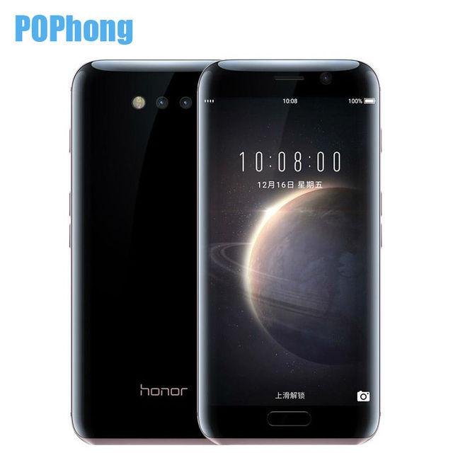 Original Huawei Honor Magic 5.09 inch 2K Screen 2560*1440 Smartphone Kirin 950 Octa Core 4G/64GB Android 5.0 Dual Nano SIM Card