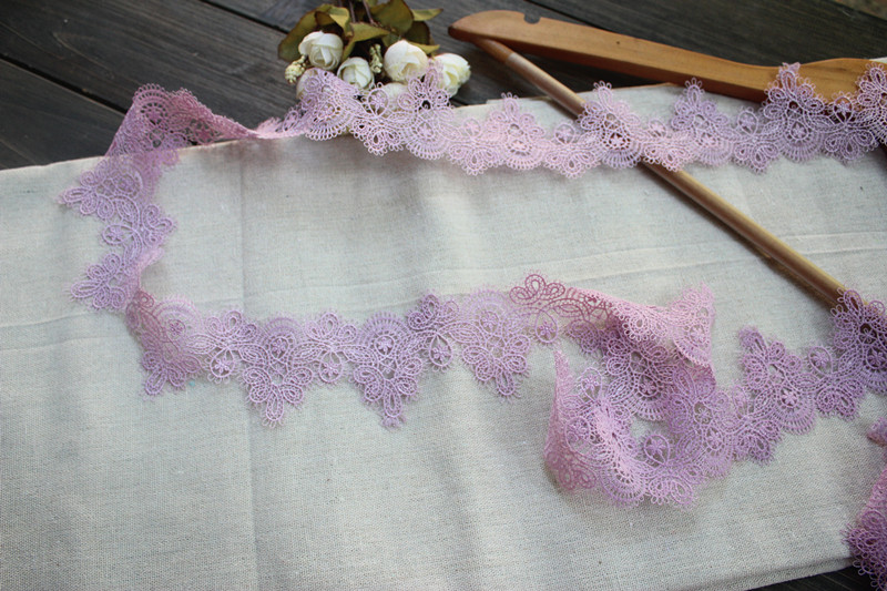 Exquisite-Purple-embroidery-fabric-lace-ribbon-DIY-sewing-curtain-clothes-collar-trims-craft-decoration-guipure-supplies (4)
