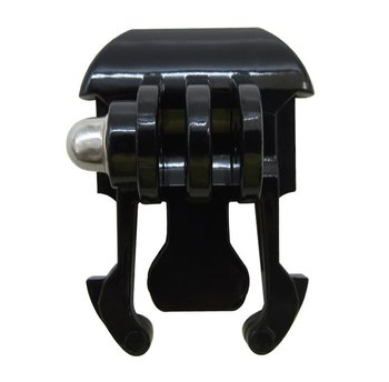 Quick-Release Buckle Basic Mount Base Tripod Mount Buckle For Go pro Hero 2 3 3+ 4 for Gopro Camera Accessories
