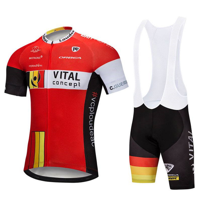 12a305b9b 2018 New HAUTE ROUTE VITAL summer European Champion Bicycle UCI world tour TEAM  cycling Jersey ciclismo clothing manufacturer