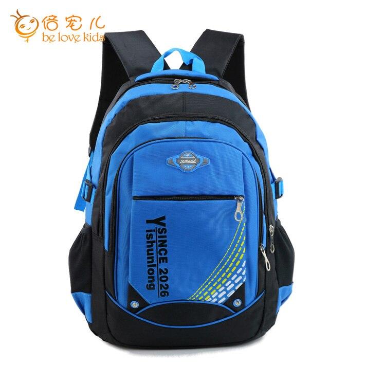 Новое поступление Детские Школьные ранцы в Корейском стиле дети студент рюкзак для мальчиков и девочек подростков школьного рюкзака pt525